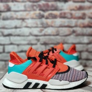 🆕️Adidas EQT Support 91/18 ADV Orange Sneakers